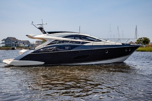 50' Marquis  500 Sport Coupe 2009 Starboard Side