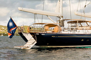 112' Alloy Yachts 1998 1998