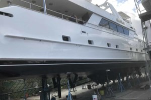105' Broward Custom Extended 1990