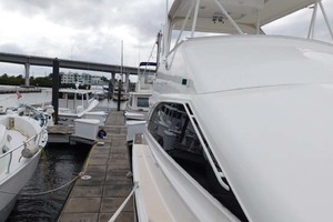 48' Ocean Yachts Ss 1998 Starboard Windows