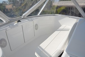 54' Hatteras Convertible 2003 Bridge Fwd