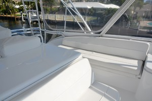 54' Hatteras Convertible 2003 Bridge Port