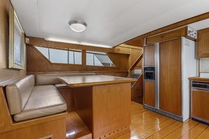 82' Mcqueen Custom 1981 GALLEY DINETTE
