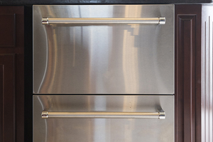 112' Fantasy 112' X 21' 2007 KitchenAid drawer refrigerator