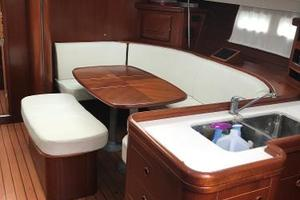 46' Beneteau America  2003 Galley/Salon