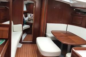 46' Beneteau America  2003 Main Salon
