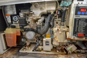 38' Sea Ray 38 Sundancer 2007 Kohler Generator