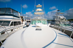 Fish Whisperer is a Albemarle 41 Express Yacht For Sale in Freeport-Fish Whisperer Albemarle 2007 41 Express-23