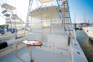 Fish Whisperer is a Albemarle 41 Express Yacht For Sale in Freeport-Fish Whisperer Albemarle 2007 41 Express-14