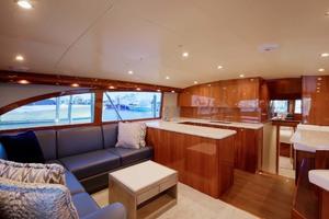62' Titan Convertible 2019 7 Salon Port