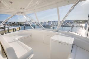 62' Titan Convertible 2019 20 Bridge Forward Seating