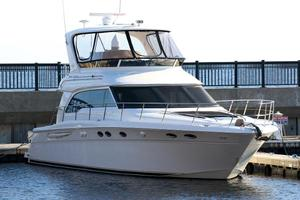 photo of Sea Ray 480 Sedan Bridge - ONE MORE DAY