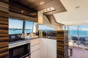 67' Ferretti Yachts 670 2019 Galley