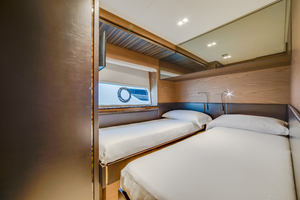 67' Ferretti Yachts 670 2019 Guest Stateroom