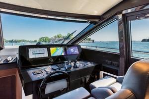 67' Ferretti Yachts 670 2019 Helm