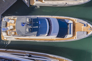 67' Ferretti Yachts 670 2019 ArielView