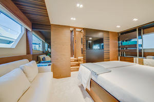 67' Ferretti Yachts 670 2019 MasterStateroom
