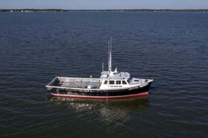 50' Dixon 50 Downeast 2004 Starboard