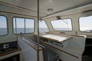 50' Dixon 50 Downeast 2004 Companion Seat