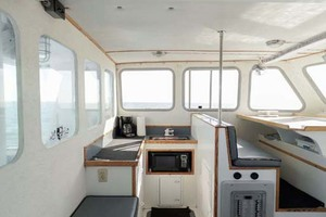 50' Dixon 50 Downeast 2004 Wheelhouse