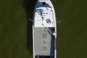50' Dixon 50 Downeast 2004 Overhead