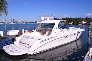 55' Sea Ray Sundancer 2004 Stbd. Aft Quarter
