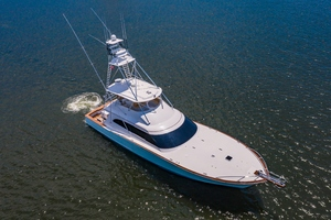76' Spencer Custom Carolina Sport Fisherman 2006