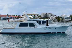62' Offshore Pilot House 2000