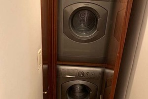 74' Viking Convertible 2005 Washer and Dryer
