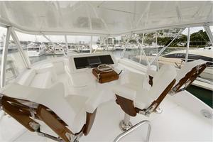 66' Viking Convertible 2014 Flybridge