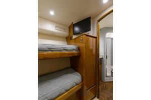 66' Viking Convertible 2014 Forward Starboard Guest Stateroom