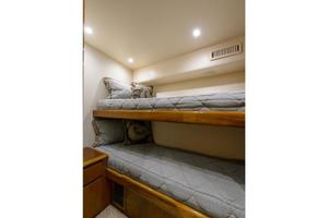 66' Viking Convertible 2014 Foward Starboard Guest Stateroom