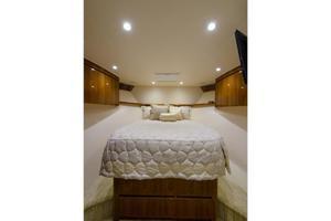 66' Viking Convertible 2014 Forward Stateroom
