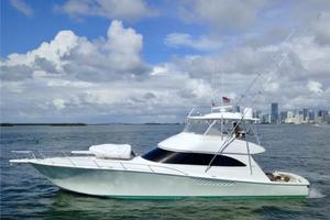 66' Viking Convertible 2014 Alternate Profile