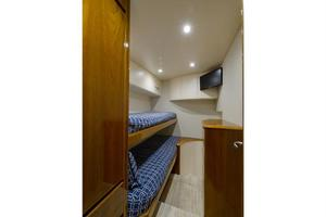 66' Viking Convertible 2014 Aft Guest Crew Stateroom