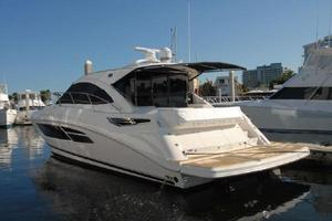 51' Sea Ray Sundancer 2015