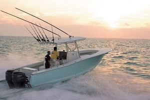 Southport 28' Center Console 2006  B-3