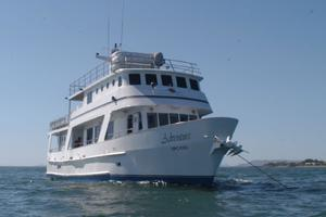 100' Custom Yacht 85 Dive Expedtion 1982