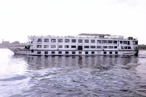 207' Custom Floating Hotel / River Boat 1992