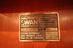 76' Swan Swan 75 FD 2009