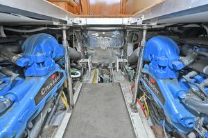 Carver 41 Cockpit Motor Yacht-2006-Uncle Joe Montauk-New York-United StatesEngine Room 1175351 thumb