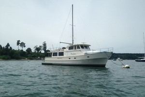 53' Meridian MCS 53 1974 Starboard View