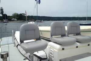 53' Meridian Mcs 53 1974 Boat Deck Chairs