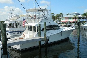 46' Post Sport Fisherman 1994 Starboard Aft Quarter
