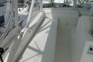 46' Post Sport Fisherman 1994 Bridge Forward Seating