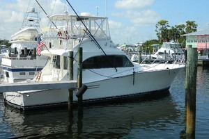 46' Post Sport Fisherman 1994 Profile