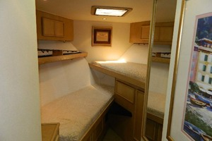 46' Post Sport Fisherman 1994 Forward Stateroom