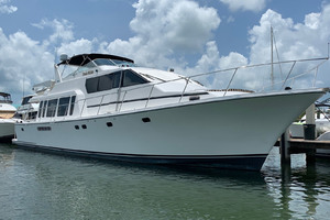 65' Pacific Mariner Pilothouse 2000 Profile