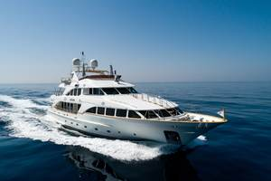 TANUSHA is a Benetti  Yacht For Sale in Pisa--1