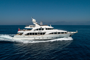 TANUSHA is a Benetti  Yacht For Sale in Pisa--0
